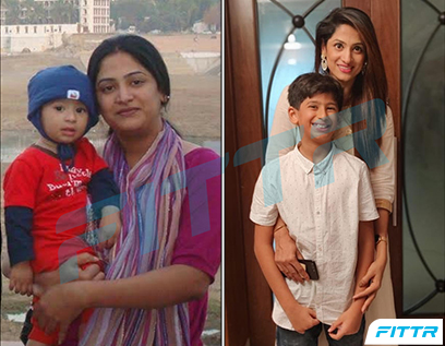 Housewife who lost 25 kgs