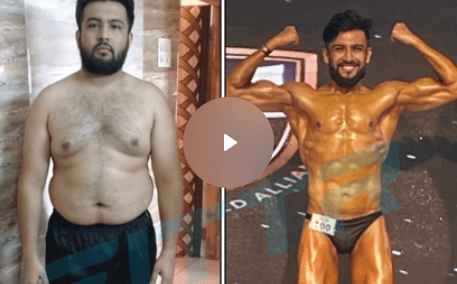 weight loss story from binge eater to lifters